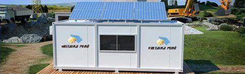 Solar Conteiner System